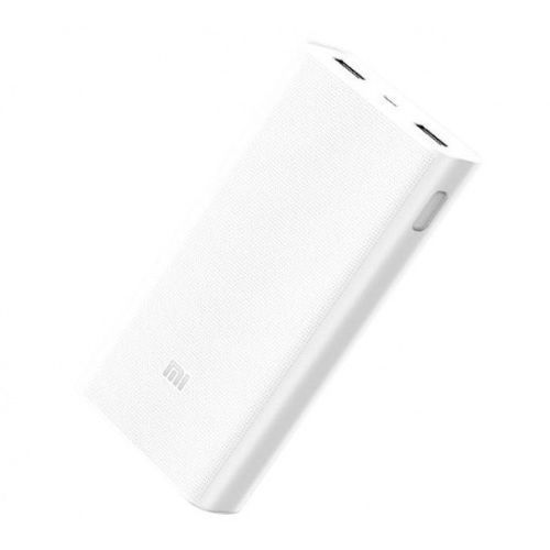 POWER BANK XIAOMI ver2 MI 20000mAh QC 3.0 PowerBank (6970244522498)