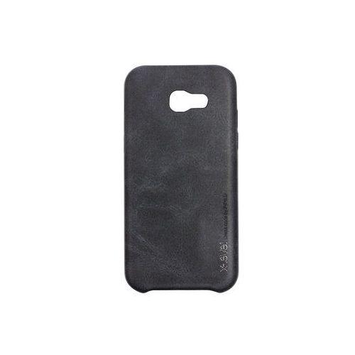 Samsung Galaxy A5 (2017) - etui na telefon X-Level Vintage - Black, kolor czarny