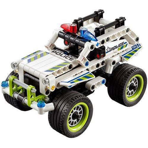 Lego TECHNIC Radiowóz pościgowy (police interceptor) technic 42047