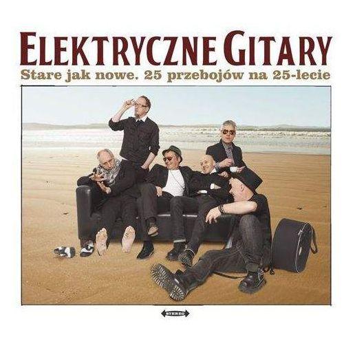 Warner music poland Stare jak nowe. 25 przebojow na 25-lecie (vinyl) - elektryczne gitary (płyta winylowa) (0825646257478)