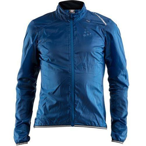 Craft kurtka rowerowa męska lithe, niebieski l (7318572873445)