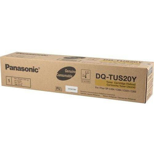 Panasonic toner Yellow DQ-TUS20Y, DQTUS20Y