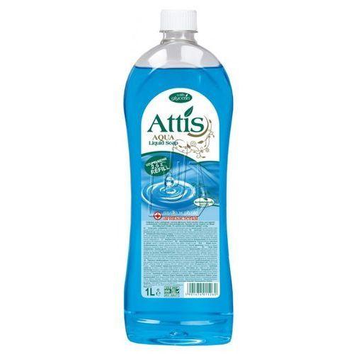 Mydło w płynie 1l antybakteryjne marki Attis
