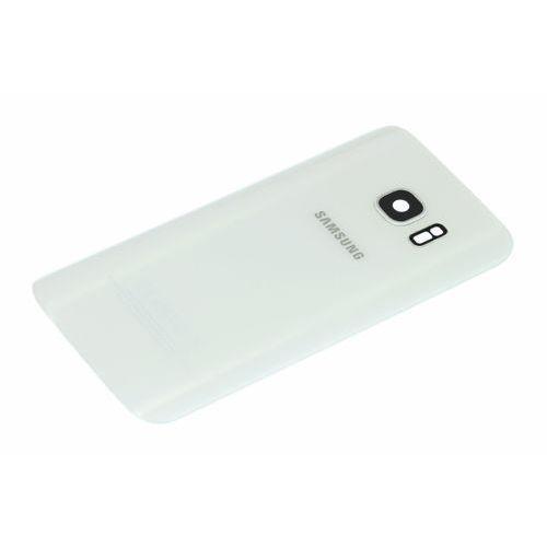 Klapka baterii galaxy s7 oryginalna grade b biała marki Samsung