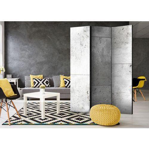 Artgeist Parawan 3-częściowy - Concretum murum [Room Dividers] 135x172 (5903143268175)