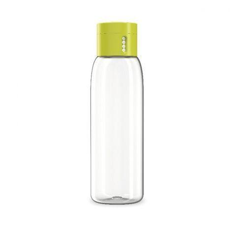 Joseph Joseph - Dot Zielona butelka na wodę pojemność: 0,6 l