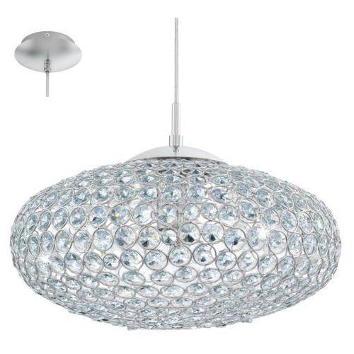 95286 - żyrandol kryształowy clemente 1xe27/60w/230v marki Eglo
