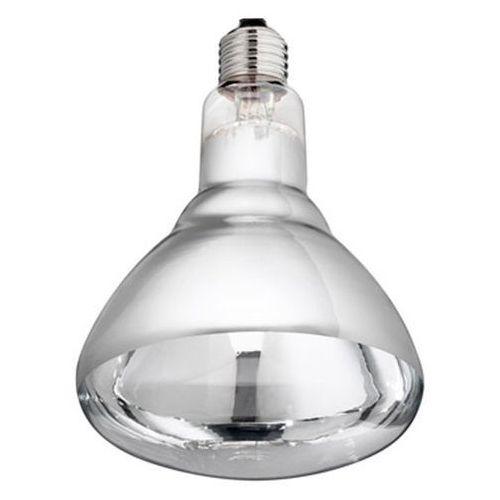Bellight Zarówka lampa grzewcza r125 e27 175w promiennik clear
