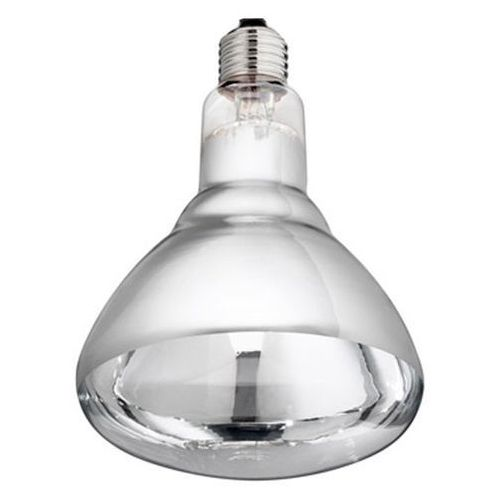 ZARÓWKA LAMPA GRZEWCZA R125 E27 175W PROMIENNIK CLEAR 18104109 (5903089800392)