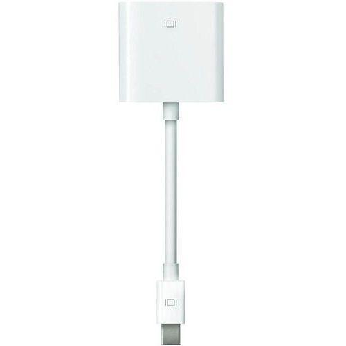 OKAZJA - Apple Przejściówka, adapter displayport, dvi mb570z/b mini displayport till dvi, [1x złącze męskie mini-displayport - 1x złącze żeńskie dvi 25-pin]