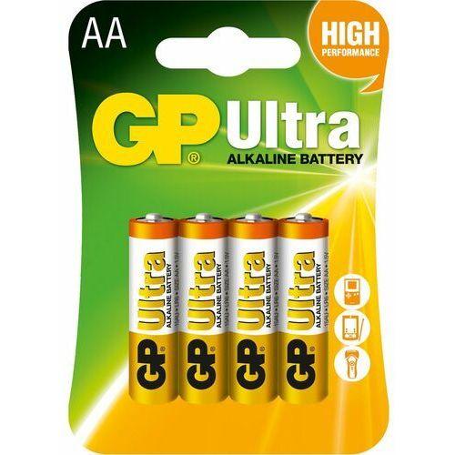 Gp Baterie ultra alkaline r6 (aa, paluszek)