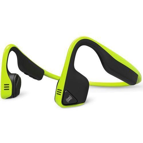 Słuchawki nauszne AFTERSHOKZ Trekz Titanium Neonowy