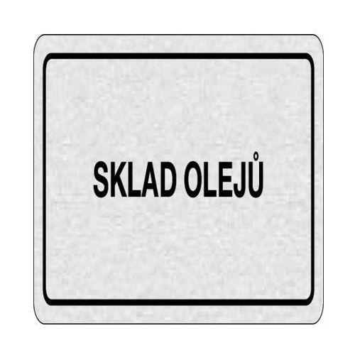 OKAZJA - B2b partner Tabliczka na drzwi -magazyn oleju