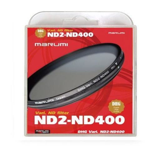 Marumi Filtr filtr marumi dhg vari.nd2.5-400 82mm - mvnd82 (2.5-400) dhg darmowy odbiór w 21 miastach! (4957638412148)