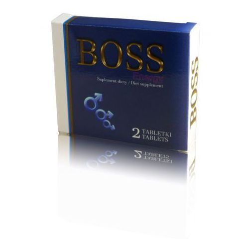 Boss energy ginseng mocna erekcja 2szt. marki Boss of toys
