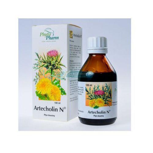 Artecholin n płyn doustny 4,55g/5ml 100 ml - płyn preparaty ziołowe