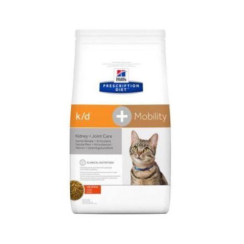 Hills k/d + mobility 5 kg feline marki Hills prescription diet