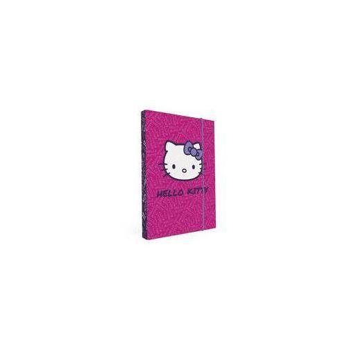 P + p karton Teczka na dokumenty  a4 hello kitty