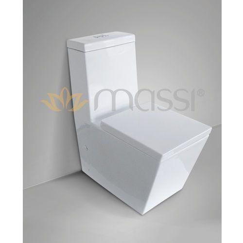 Massi Kompakt wc  inglo + deska duro (msk-a389du)
