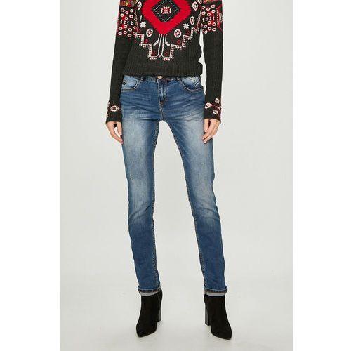 Desigual - Jeansy, jeansy