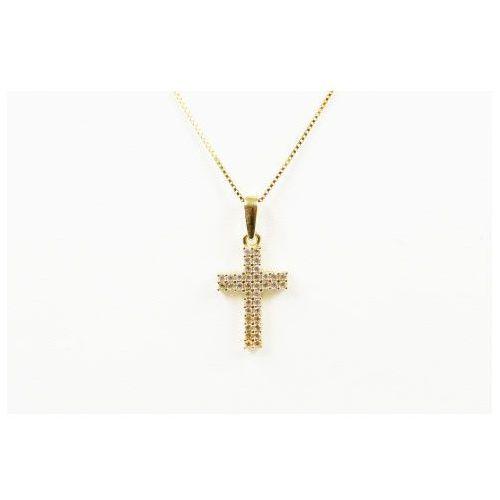 Saxo Biżuteria damska ze złota pr.585 14 karat zawieszka złota zz.a.129.01