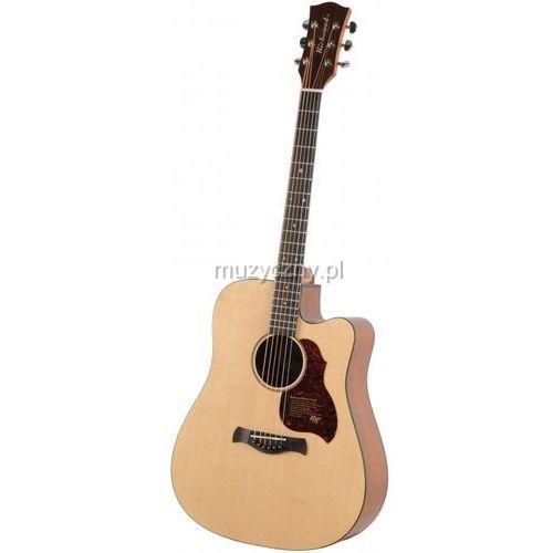 Richwood  d20 gitara akustyczna matowe wykończenie