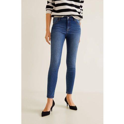 Mango - Jeansy Jane, jeansy