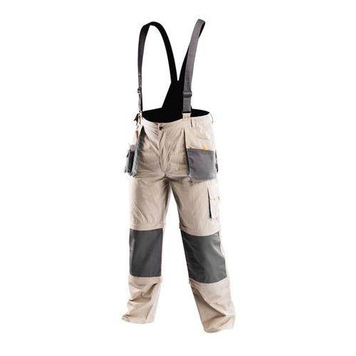 Spodnie robocze NEO 81-320-L 6 w 1 na szelkach (rozmiar L/52) (5907558419450)