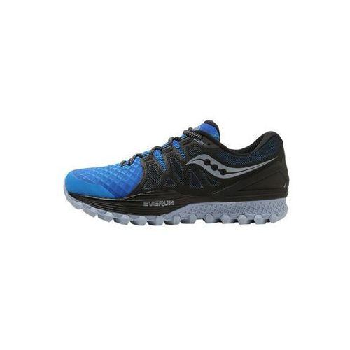 Saucony xodus iso 2 obuwie do biegania szlak blue/black (0884401800779)