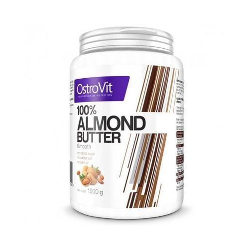 OstroVit 100% Almond Butter Smooth 1000g