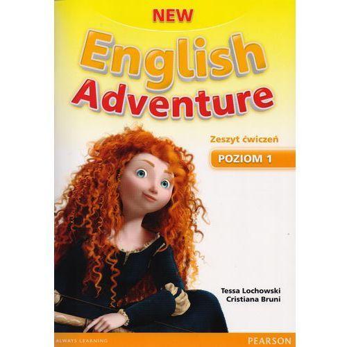 English Adventure 1 ćw.+Song&Stories CD (2014)