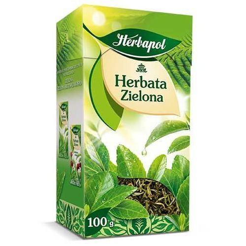 Herbapol Herbata 80g zielona liść (5900956005782)