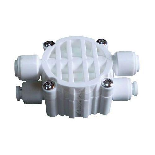 Zawór czterodrożny (kostka) s-3000-c marki Global water