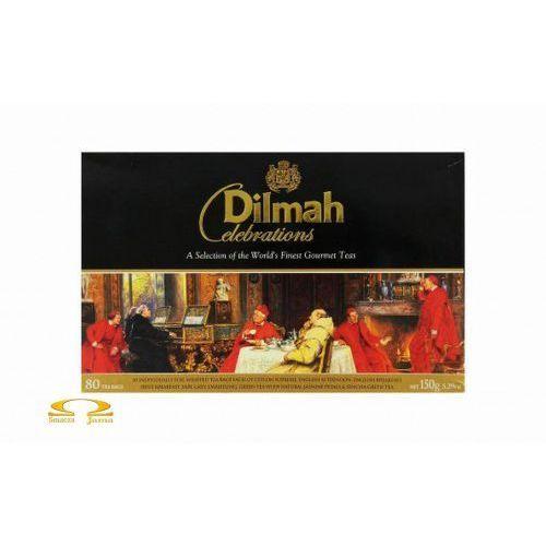 Herbata Dilmah Celebrations Fun Tea - 80 torebek