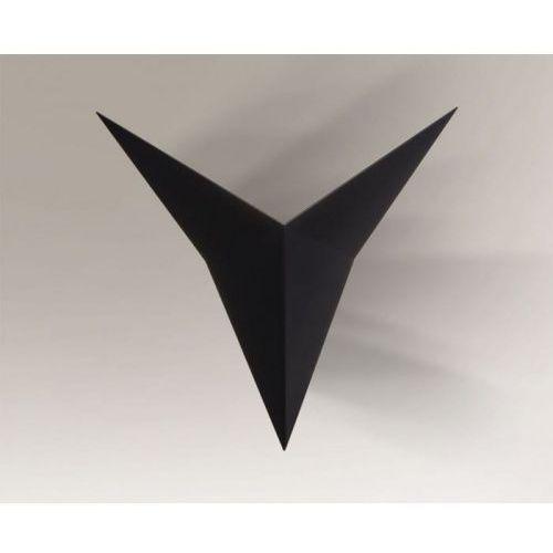 Shilo Hino il kinkiet 4449/led/cz 19cm czarny