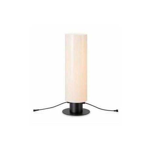 Markslojd garden 107985 lampa stojąca ogrodowa cylinder 1x12w led biała - negocjuj cenę