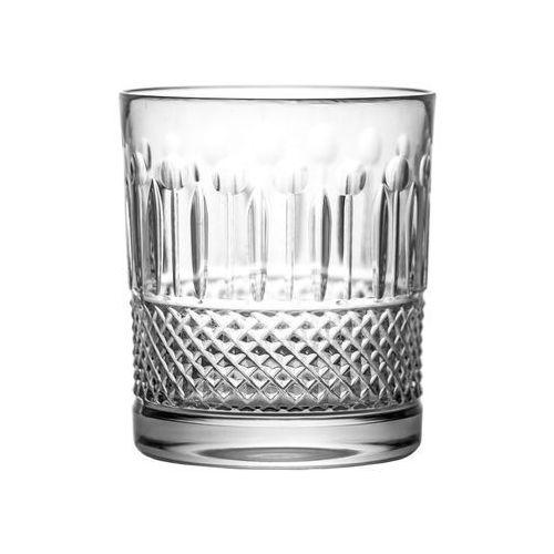 Szklanki do whisky napojów 6 sztuk kryształ 2197 marki Crystal julia