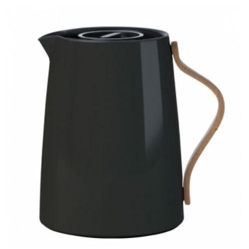 Termos na herbatę Stelton Emma black 1.0 l, x-201-2