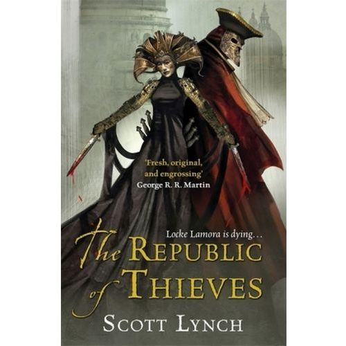 Republic of Thieves (9780575084469)