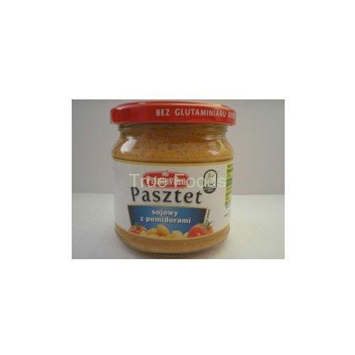 Pasztet sojowy z pomidorami 160g marki Primavika