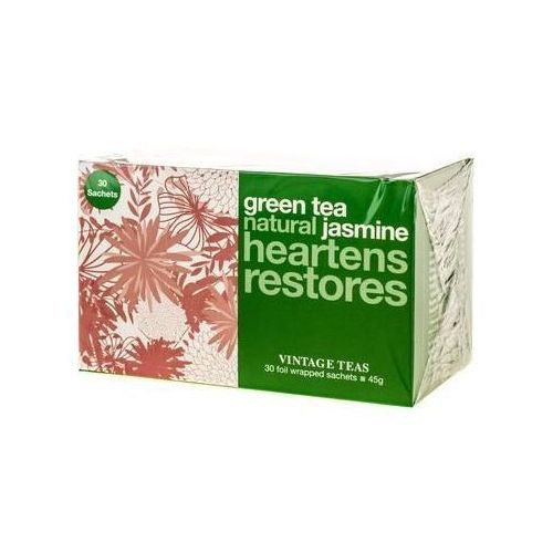 Vintage Teas Green Tea Jasmine - 30 Torebek 1,5g