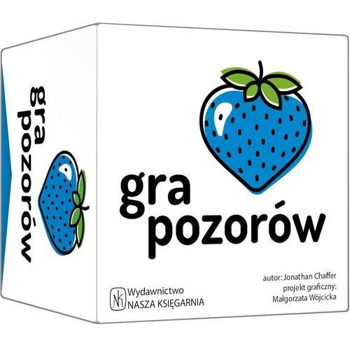 Gra Gra pozorów - DARMOWA DOSTAWA OD 250 ZŁ!!