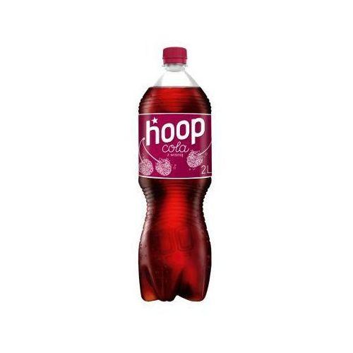 Napój gazowany Cola z wiśnią 2 l Hoop (5900805007509)