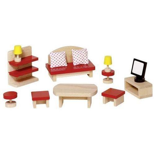 Mebelki do salonu zabawka Goki - sprawdź w wybranym sklepie