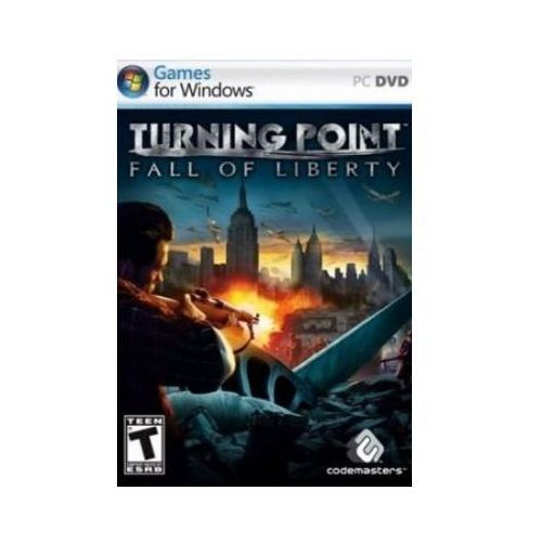 TURNING POINT FALL OF LIBERTY - gra PC