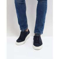 Tommy Hilfiger Dino Suede Trainers in Navy - Navy, kolor szary