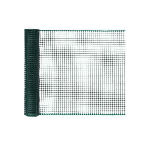 Siatka plastikowa 0.5 x 5 m zielona square marki Nortene