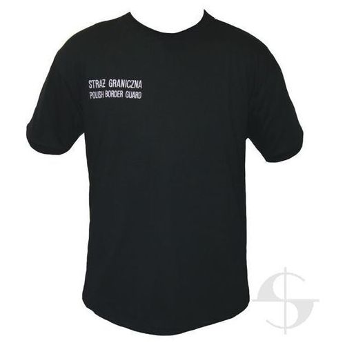 """T-shirt straży granicznej """"polish border guard"""" - jakość gwarantowana marki Sortmund"""