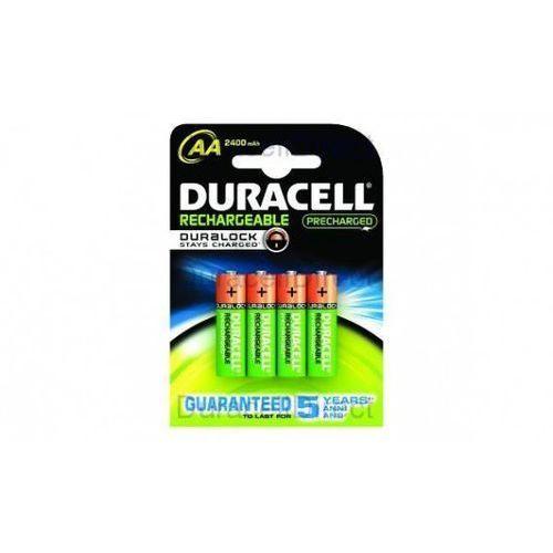 Duracell Akumulatory aa naładowane 4 sztuki