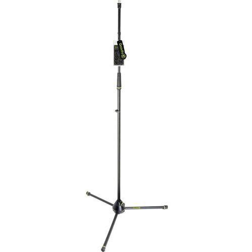 Statyw mikrofonowy Gravity MS 43, 103 - 169 cm, czarny/zielony (4049521191084)